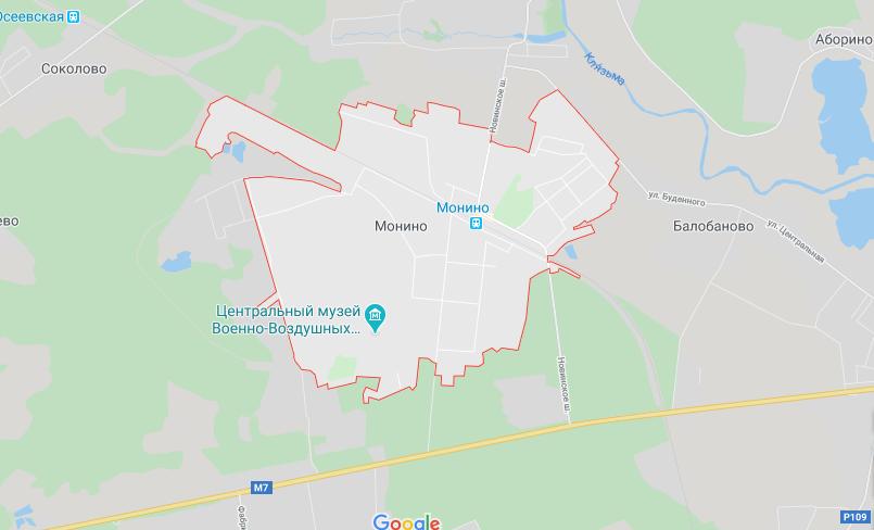 monino3 - Эвакуатор в Монино