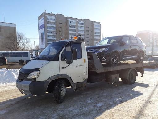 Уральск - Эвакуатор в Уральск