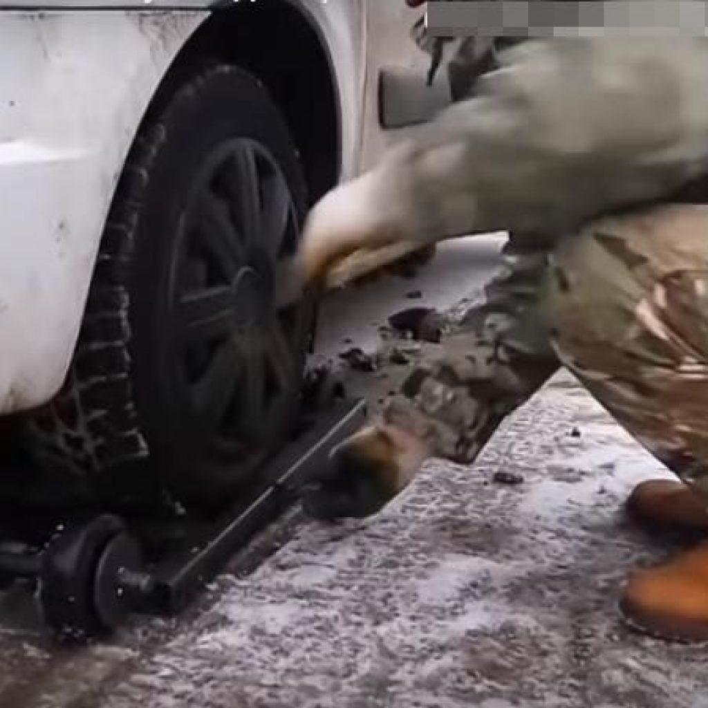 2019 12 02 13 49 07 1024x1024 - Эвакуация машины с заблокированными колесами