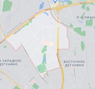 Эвакуация в Дмитровском районе