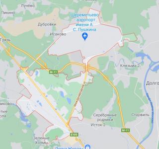 Эвакуация в Молжаниновском районе