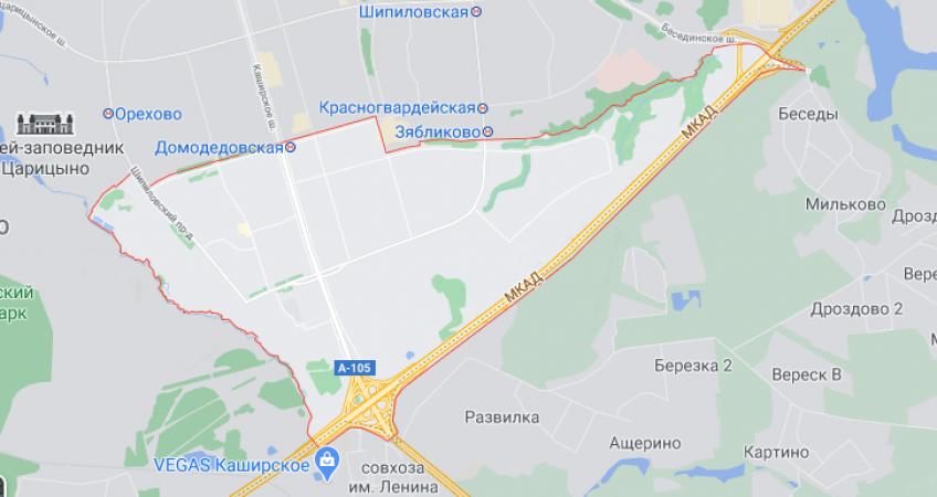 Эвакуация в Орехово-Борисово Южном
