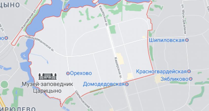 Эвакуация в Орехово-Борисово Северном