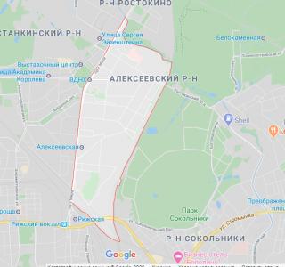 Эвакуация в Алексеевском районе