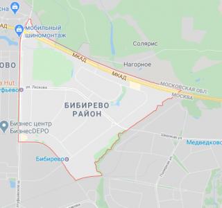Эвакуация в Бибирево