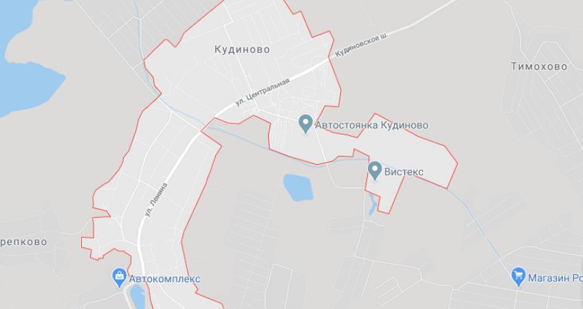 Заказ эвакуатора в Кудиново