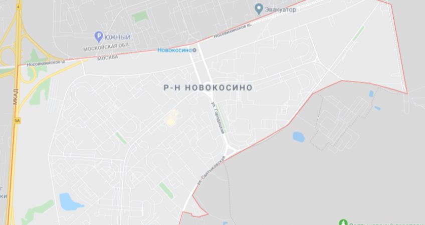 Заказ эвакуатора в Новокосино