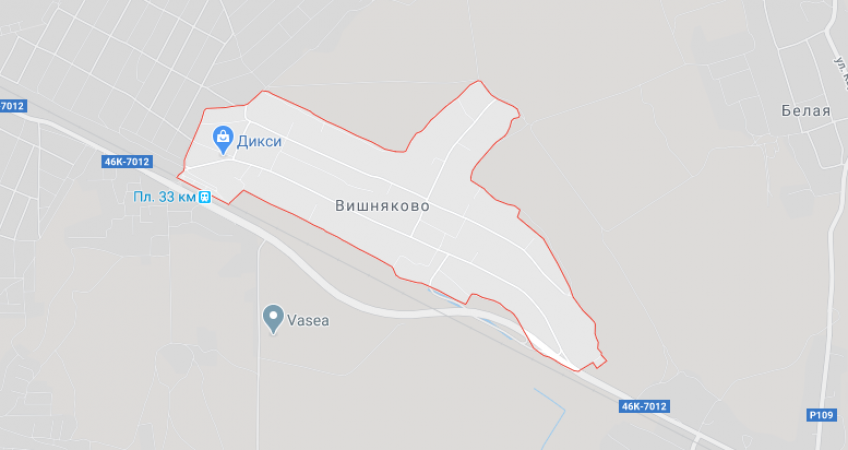 Заказ эвакуатора в Вишняково